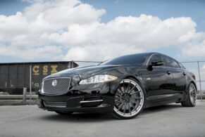 Wheels Boutique Jaguar XJL SuperSport on Dub1 Wheels