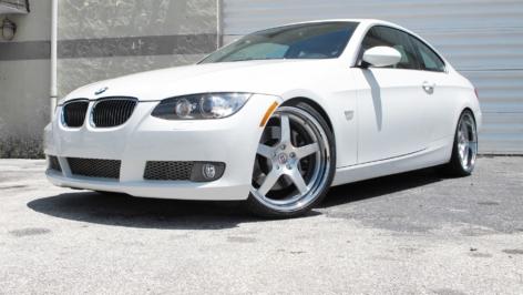 BMW 335i on HRE 895R