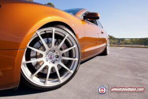 HRE 20″ P43 on Ipanema Brown Audi A5