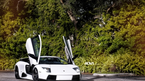 Lamborghini Murcielago LP640 x ADV05 Deep Concave