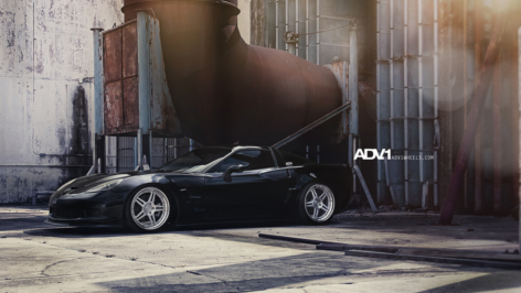 Chevrolet Z06 ADV1 Track Function
