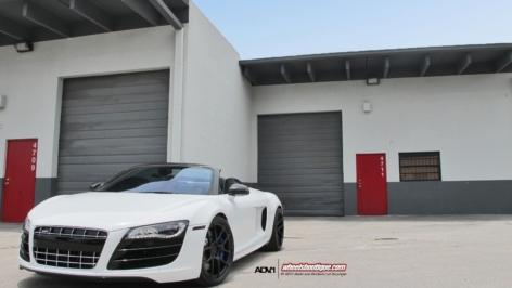 Audi R8 Spyder x ADV 5.0 Track Spec