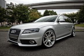 Audi A4 Avant on ADV5.2.1