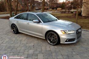 Audi S6 on HRE S101