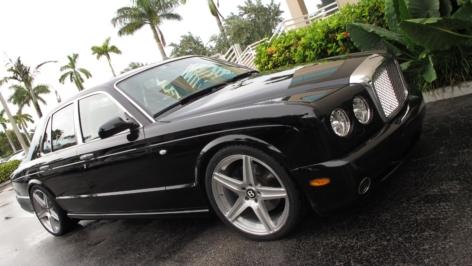 Bentley Arnage on Vorsteiner Monoblock VS170