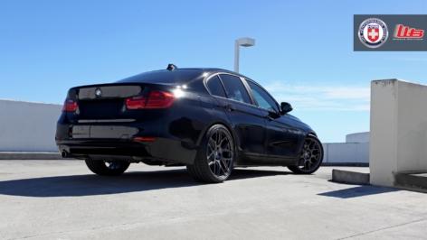 BMW 320i on HRE P40SC