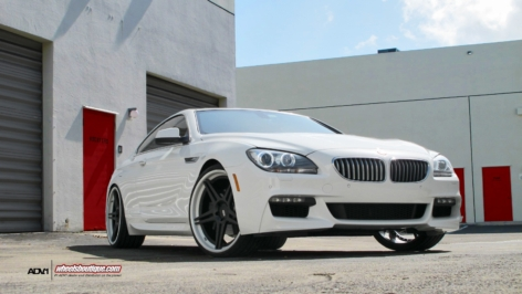 BMW 6-Series New F12 Chassis on Two-tone ADV05's