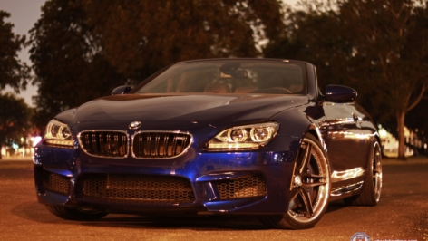 BMW M6 Convertible HRE S107