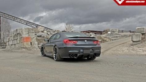 BMW M6 on Vorsteiner VS-340