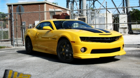 Chevrolet Camaro SS on HRE's