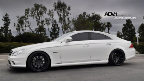 CLS63 on ADV10 Deep Concave