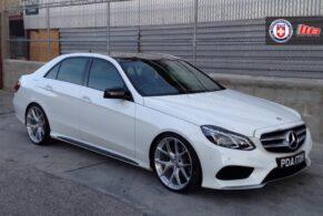 Mercedes E250 on HRE P101's