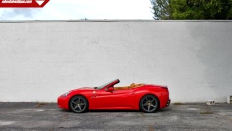 Ferrari California on Vorsteiner VS-130