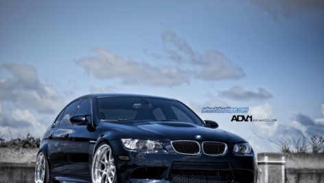 BMW E90 M3 on ADV5.0 Track Function