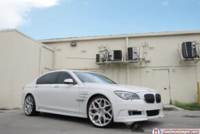 Hamman BMW 7 Series on HRE P90L
