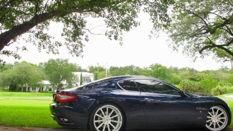 Maserati GranTurismo on HRE 793RS