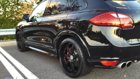 HRE 994R 22″ on Porsche Cayenne