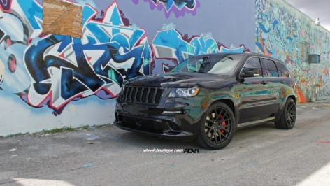 Jeep Grand Cherokee SRT8 on ADV.1 ADV7 MV1