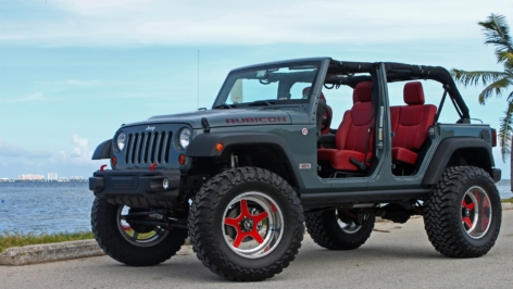 Jeep Rubicon 10th Anniversary Shoot #2