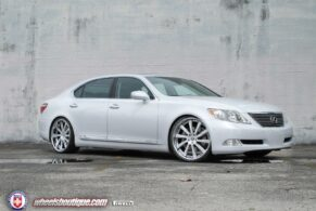 Lexus LS460 On HRE 990R