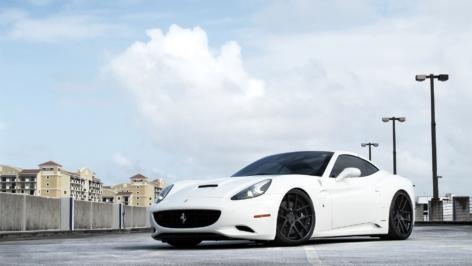 Ferrari California x ADV5.0 Track Spec