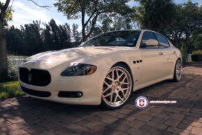 Maserati Quattroporte – HRE 940RL
