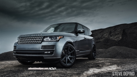 Range Rover on ADV08 M.V2