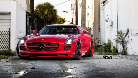 Wheels Boutique + ADV1 SLS