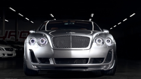 Vorsteiner Bentley