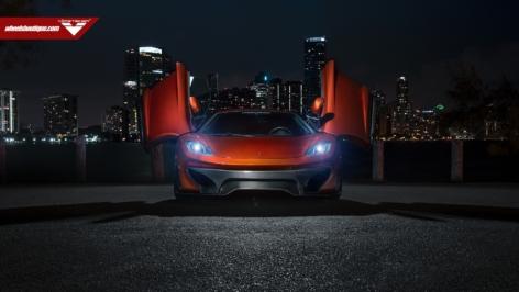 Vorsteiner McLaren MP4-VX Full Shoot