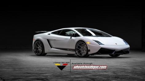 Vorsteiner Lamborghini Superleggera