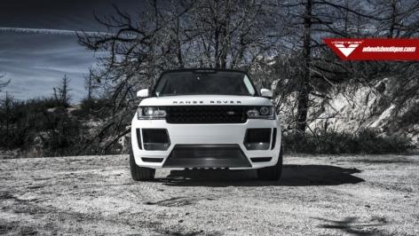 Vorsteiner Veritas Range Rover
