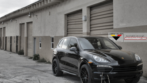 Vorsteiner VS-350 Wheels for Porsche Cayenne