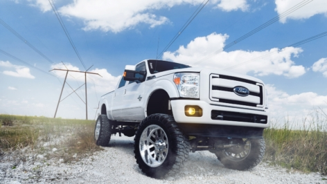 Introducing the Wheels Boutique F-250.