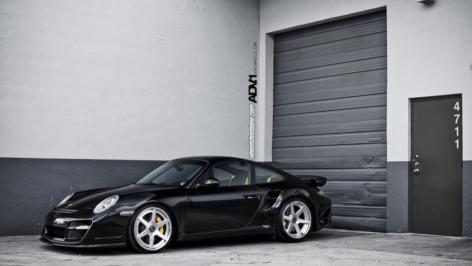 Wheels Boutique | 997TT | ADV6TS CenterLock | Vorsteiner