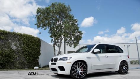 "BMW X5M on 23"" ADV7 MV1"