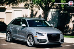 Audi Q3 on HRE P107