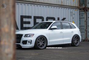 Audi Q5 on ADV08 Track Function