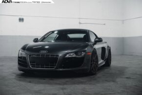 Audi R8 on ADV10R MV2 CS