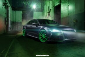 Audi RS7 on ADV10R Track Spec CS