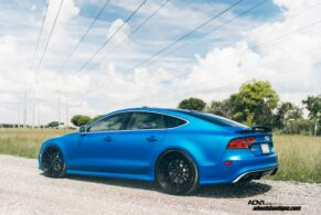 Audi RS7 on ADV5.0 MV2 CS