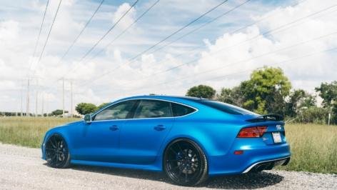 Audi RS7 on ADV5.0 MV2 CS