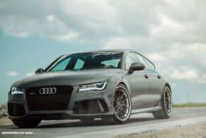 Audi RS7 on ADV5.0 Track Spec CS