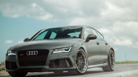 Audi RS7 on ADV5.0 Track Spec CS