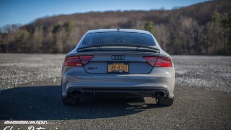 Audi RS7 on ADV5.2 MV2