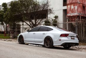 Audi RS7 on ADV7 TS CS
