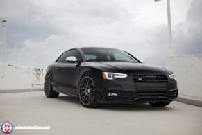 Audi S5 on HRE Classic 300M