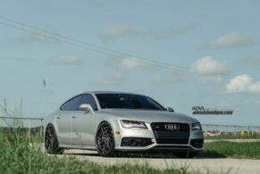 Audi S7 on ADV7 Track Spec CS