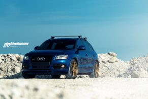 Audi SQ5 on ADV06 MV2 CS