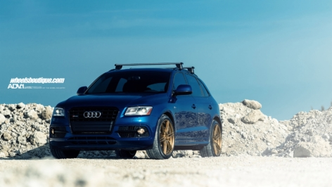 Audi SQ5 on ADV06 MV2 CS